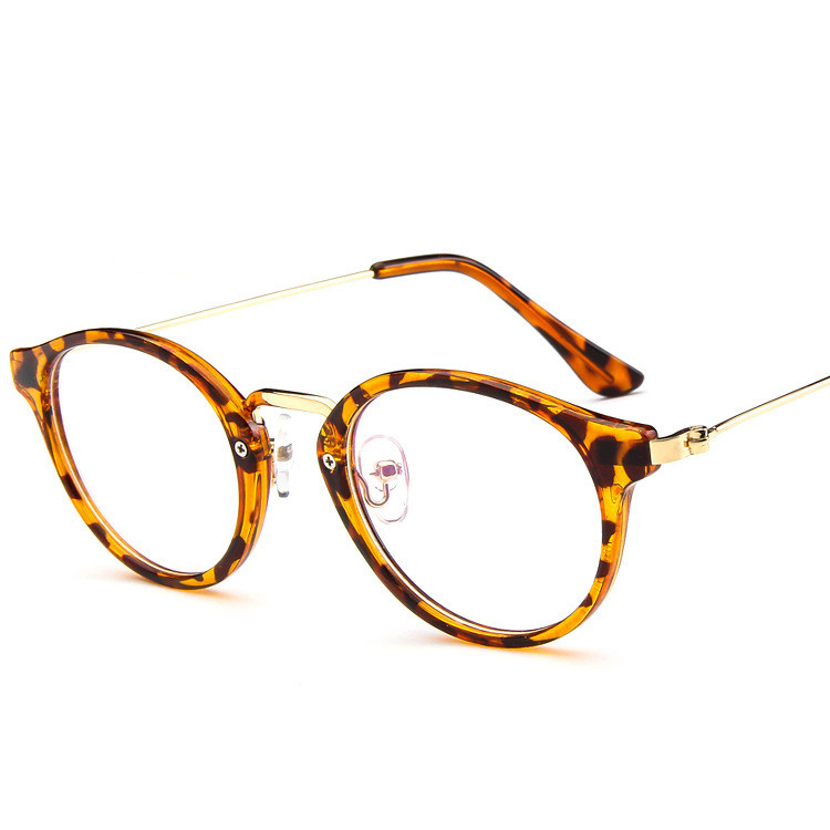 2016 New Style Men And Women Fashion Vintage Eyeglasses Frame Reading Glasses In Eyewear Frames