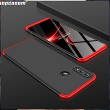 360 Full Protection Case For Huawei  Nova 3i P Smart Luxury Hard PC Shockproof Back Cover cases