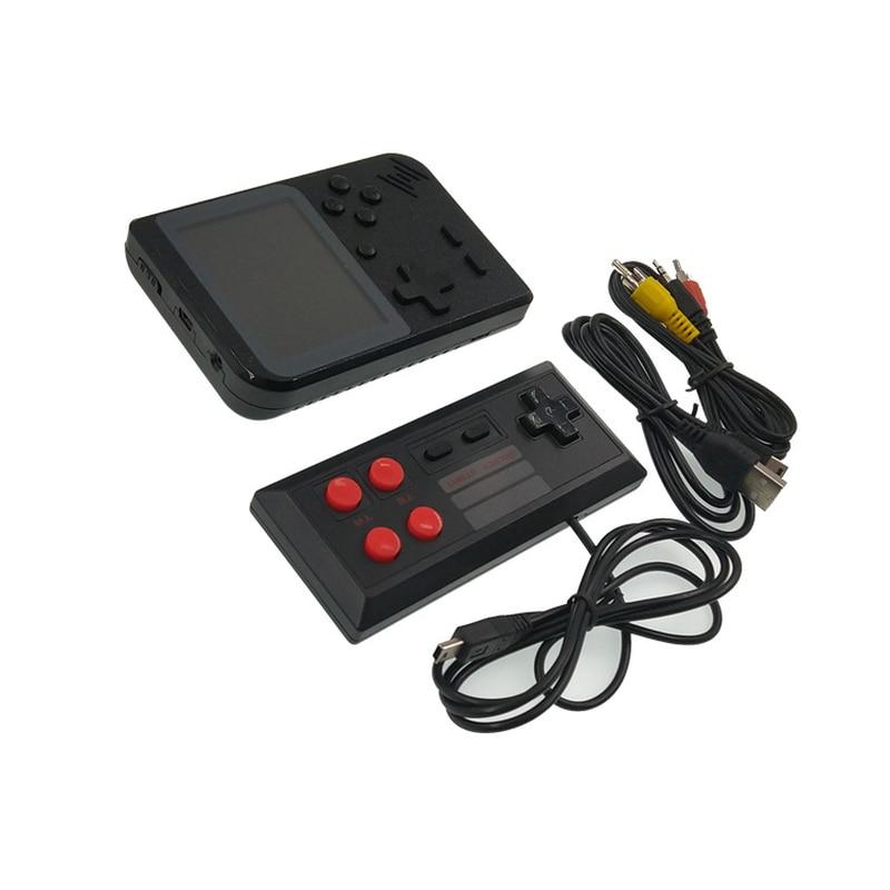 Retro Portable Mini Handheld VideGame Console 8-Bit 2.8 in Color Screen Built-in 400 Games Kid Video Handheld Game Player