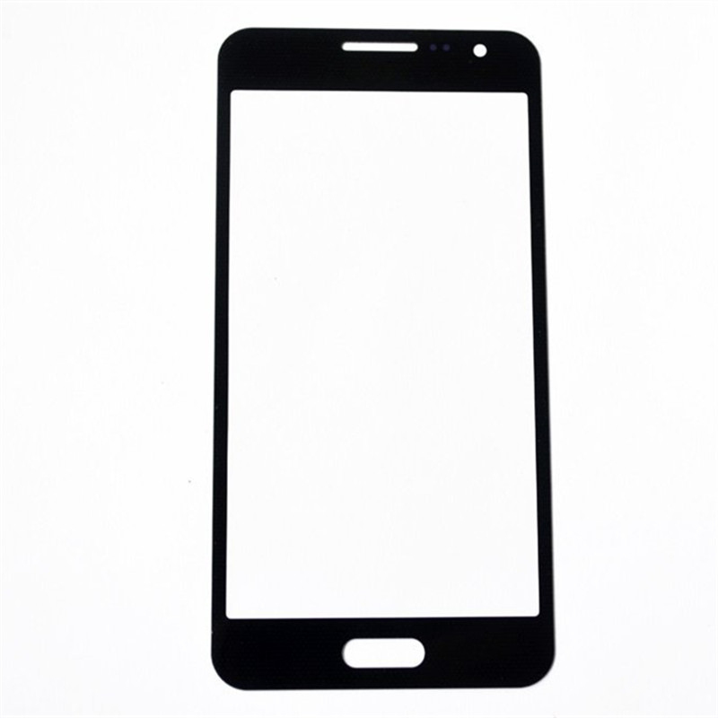 50pcs/lot grade A LCD Front Touch Screen Outer Lens Touch Panel For Samsung Galaxy A3 A310F A5 A510F A7 A710F 2016 With Logo