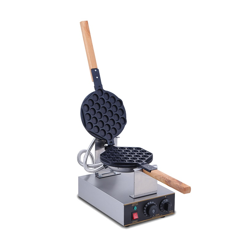 New Non-Stick Cooking Surface Eggs Waffle Machine Electric Egg Waffle Maker _Hong Kong Style Easy DIY Making trendy non stick diy ornament