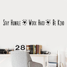 Free shipping English Quotes Wall Stickers Animal Lover Home Decoration Accessories For Kitchen Restaurant