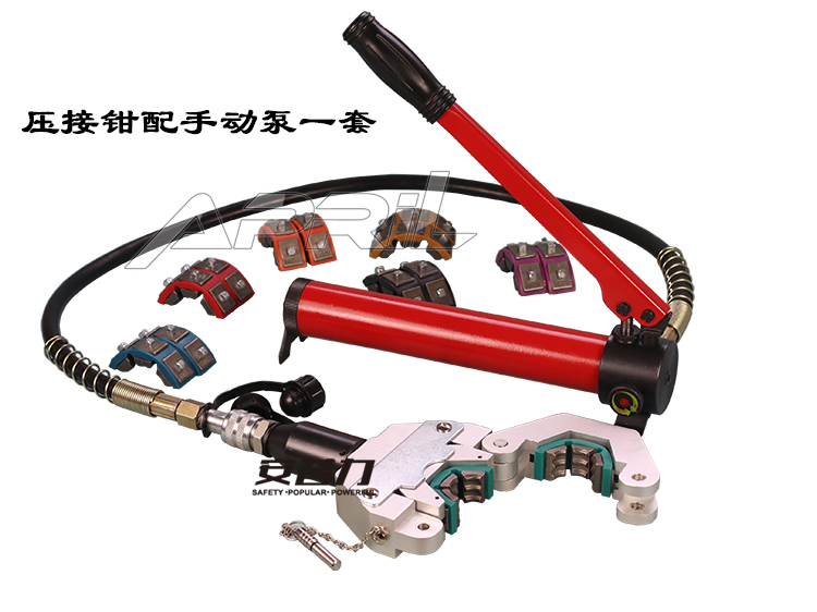 Hose Crimping Tool >> Russian warehouse Auto A/C Hose Hydra Crimper for Repair ...
