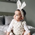 Spring Autumn Baby Knitted Rompers Cute Sweet Newborn Baby Boy Girl Clothes Overalls  Kids Knitted Jumpsuits Newborn Cloth