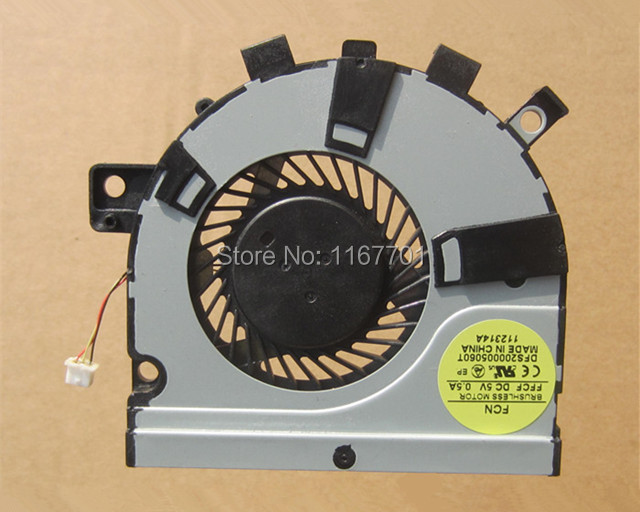 Laptop CPU Cooler Cooling Fan For Toshiba Satellite M50-A M40t-AT02S E45T E45T U40T M40-A DFS200005060T-FFCF AB07505HX060300