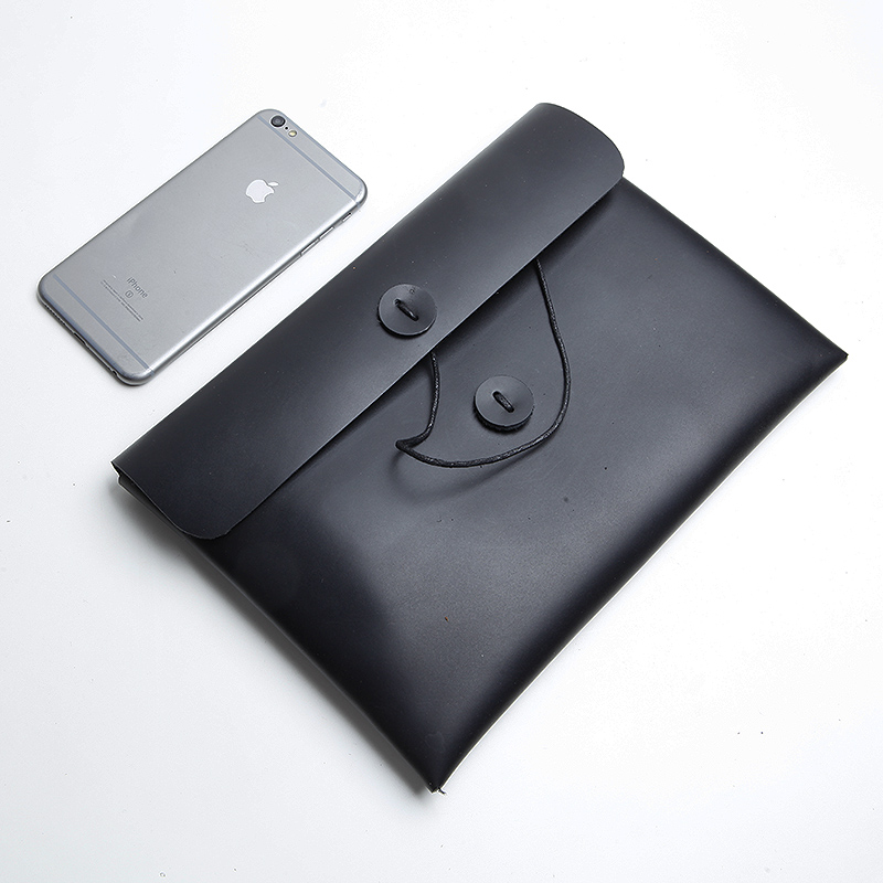 LANSPACE leather men bag brand coin purses holders fashion handbag