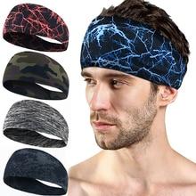 Headband Sport Sweat Workout for Women Wristband Absorbent