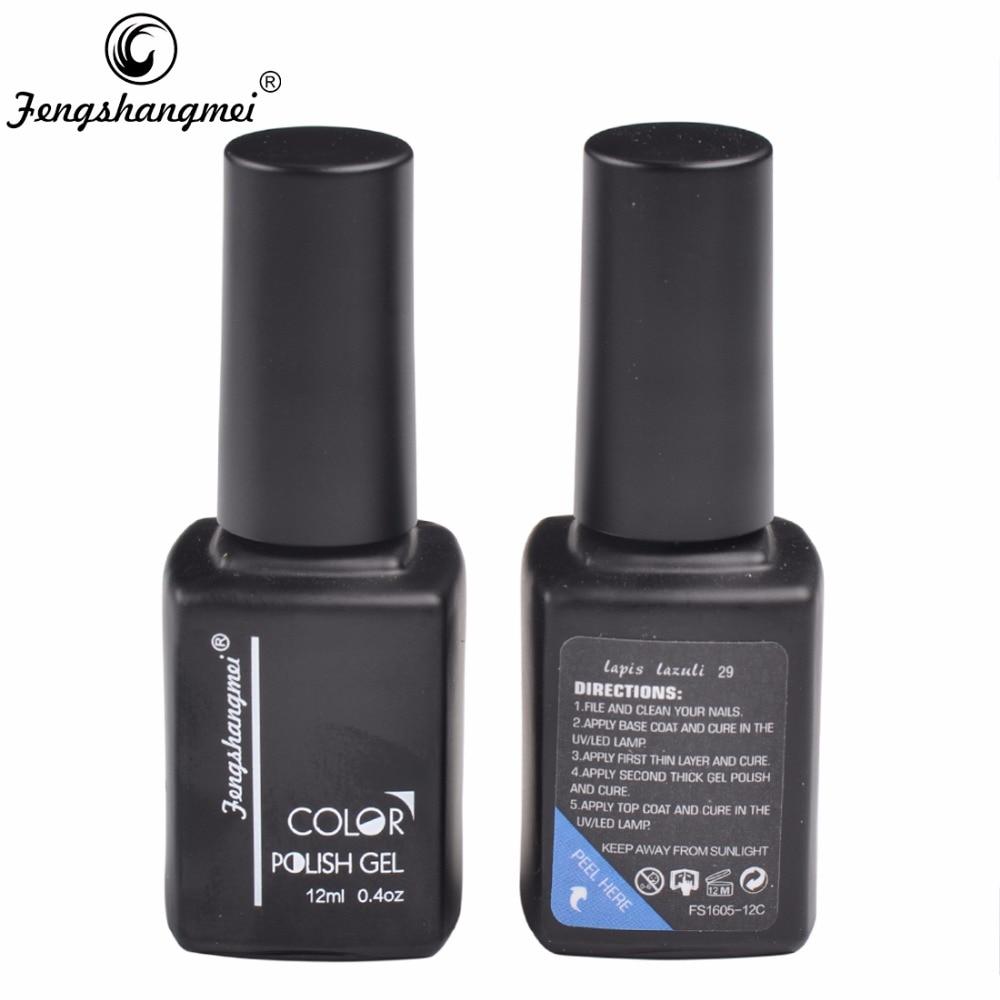 Fengshangmei 12ml Professionele Nail Gel Polish Geurloze Sticky Nails - Nagel kunst - Foto 2