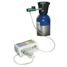 12 v 휴대용 클리닉 데스크탑 치과 오존 치료 생성기 장비 10 104 ug/ml 조절 가능