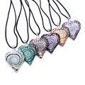 Handmade Lampwork Necklaces Murano Glass flower Necklace Pendant pendant For Women Lampwork Murano Glass Bead Pendant Necklace