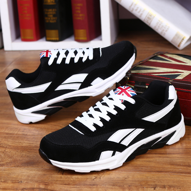 Hot Man Running Shoes Autumn/Winter Sneakers Comfortable Jogging Cotton Shoes New Men Outdoor Sports Shoes Male Sneakers 39-47 5