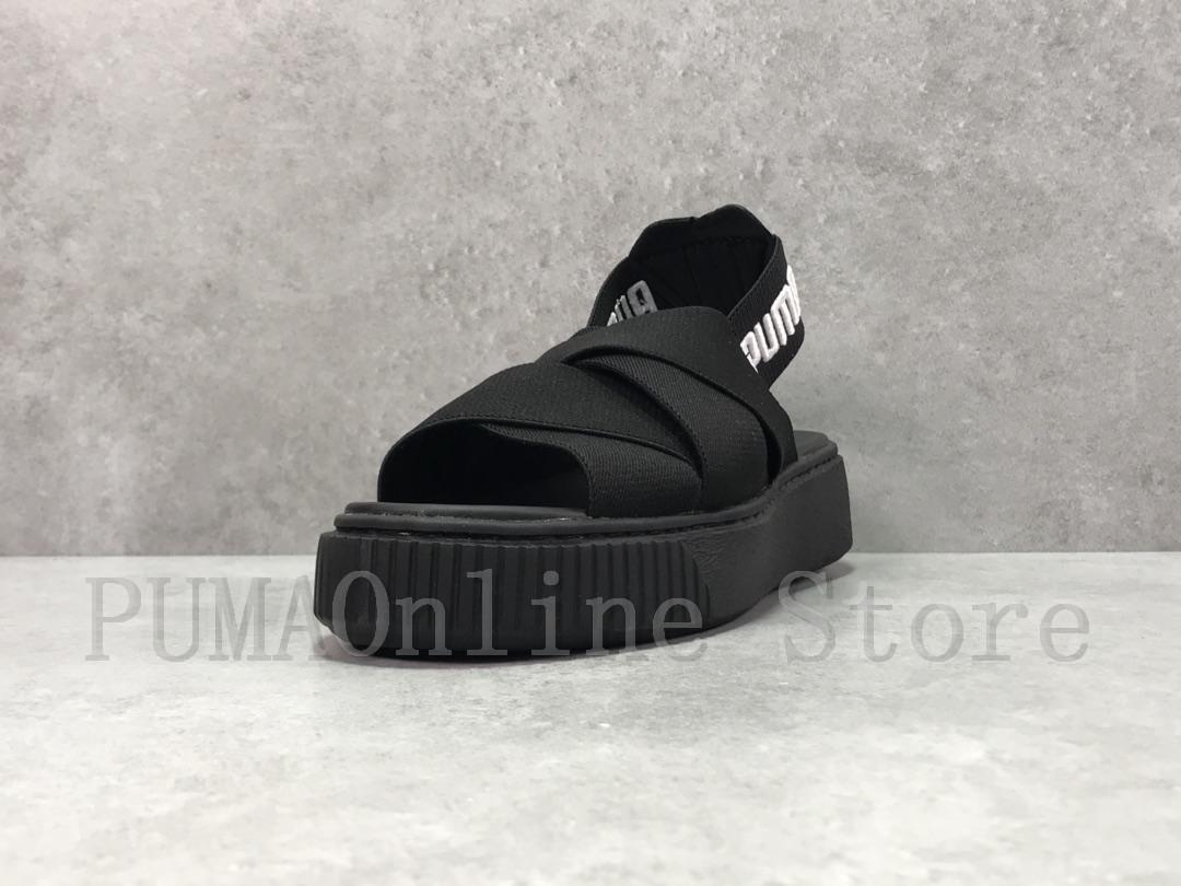 dec13ff4a4c 2018 PUMA Womens Platform Sandal  LEA 365481  365478  FENTY PUMA by ...