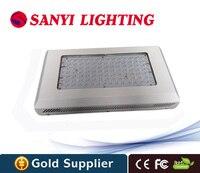 Led crescer luz 300 w estufa hidropônica lâmpada 630nm azul 460nm 100 x 3 w LED de