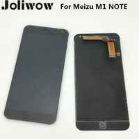 Tested AAA Quality For Meizu M1 NOTE LCD Display Touch Screen Replacement Screen Give Glass Film