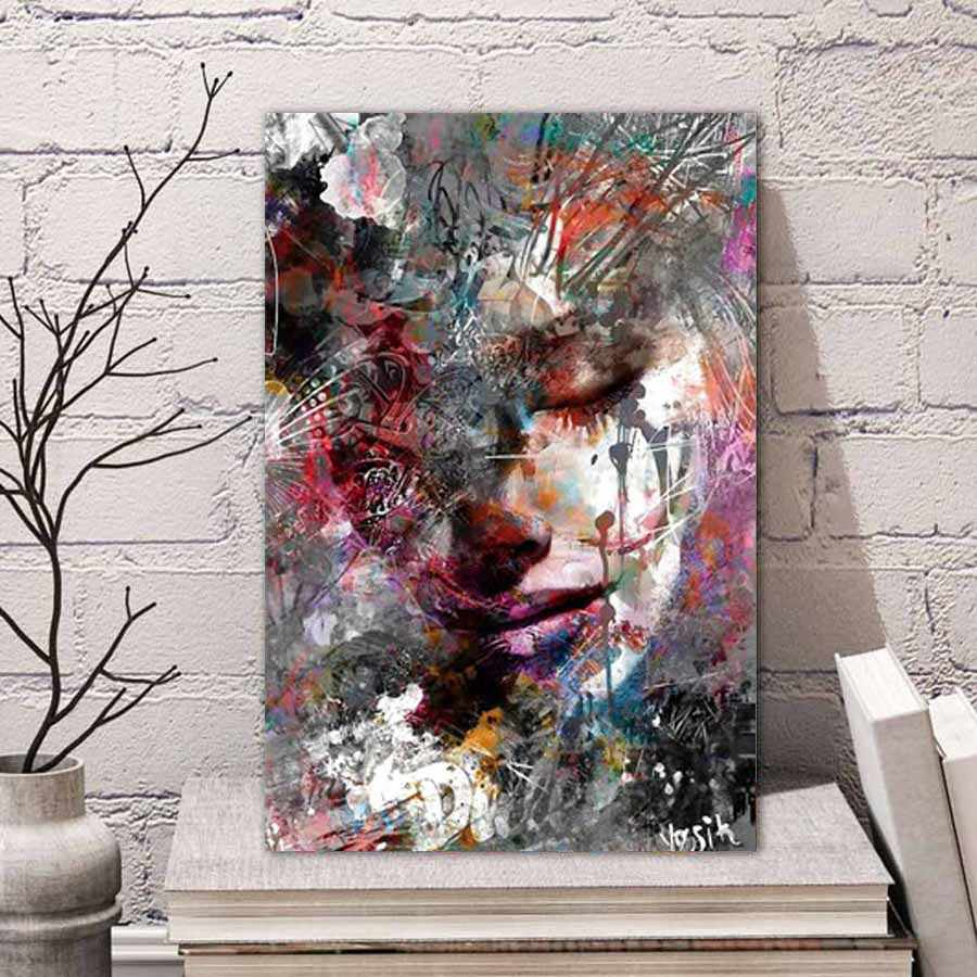 Painting Canvas art wall Print Picture Prints Figure on Canvas wall Art Home Decor Canvas Paintings No Frame Home Art Decor