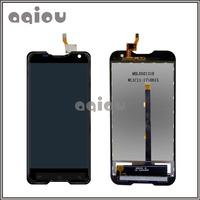10Pcs Lot 5 0 For Blackview BV5000 Assembly LCD Display Touch Screen Digitizer Full High Quality