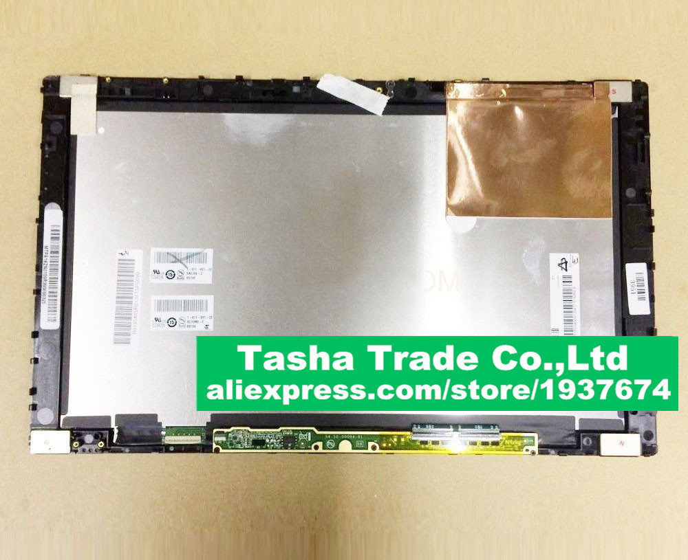 For Sony Vaio LCD for Sony Vaio Tap 11 SVT112 Touch Screen Assembly VVX11F019G00 11.6 1920*1080 new 11 6 for sony vaio pro 11 touch screen digitizer assembly lcd vvx11f009g10g00 1920 1080