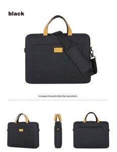 Image 3 - Нейлоновая сумка на плечо для ноутбука 13, 14, 15,6 дюймов, сумка чехол для Xiaomi air, Macbook, Air Pro, Lenovo, Dell, HP, Asus, Acer, чехол для ноутбука