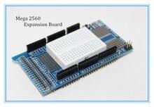 Новый Прототип Щит Protoshield V3 плата расширения с мини хлеб доска для Arduino MEGA 2560