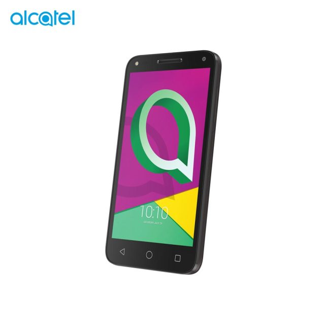 Alcatel U5 3G 12,7 cm (5) 854x480 píxeles 1 GB 16 GB 5 MP negro
