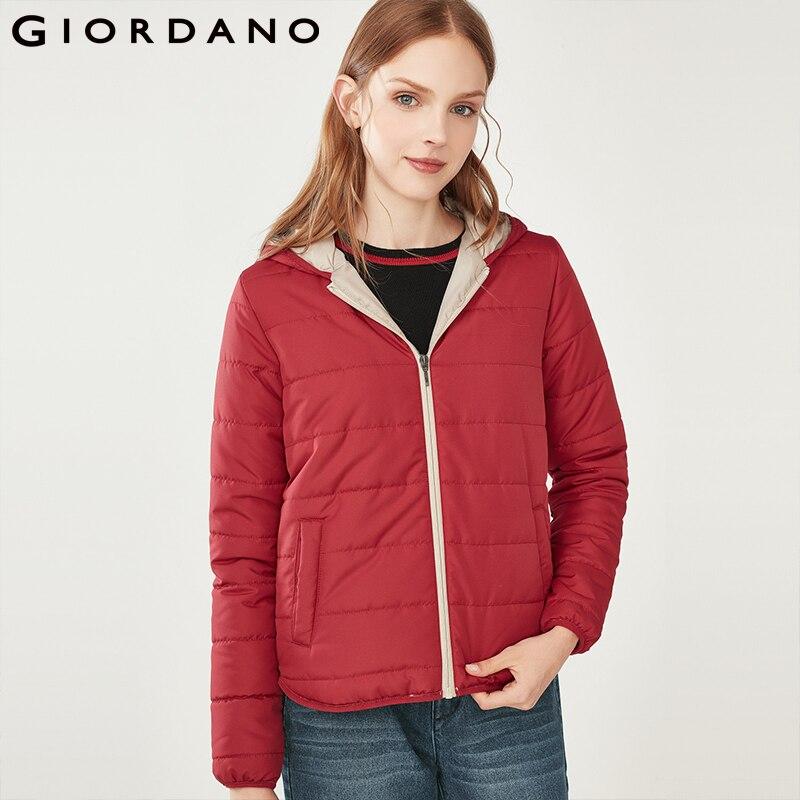 20c8312d72f Giordano-mujer-Chaquetas-Mujer-Chaquetas-acolchada-cremallera-capucha-larga-chaqueta-de-manga-larga-de-Outerwears-para.jpg