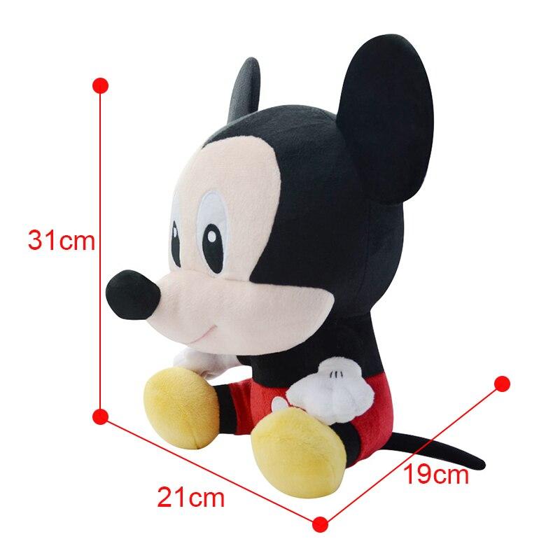 Original Disney Mickey Mouse Minnie Maus Baumwolle Kawaii Plüsch ...