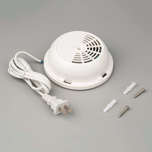 NEW Home Smoke Heat Detector Fire Alarm Fire Smoke Sensor Detector Alarm