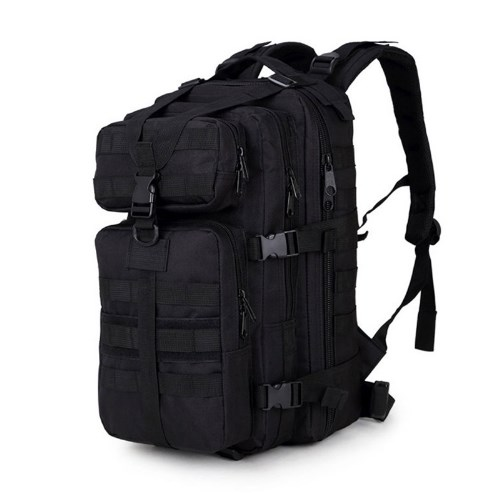 Outdoor Hiking Camping Molle 3P Military Tactical Backpack Army Hunting Assualt Pack Nylon waterproof Travel Bag military army tactical molle hiking hunting camping back pack rifle backpack bag climbing bags outdoor sports travel bag