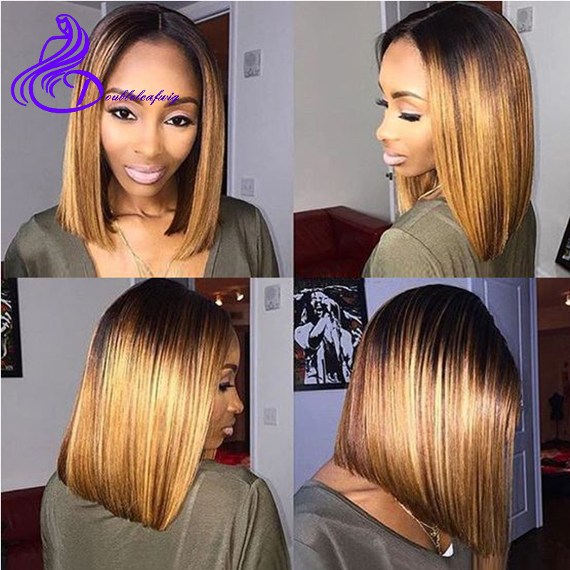 Straight hair extensions for black women