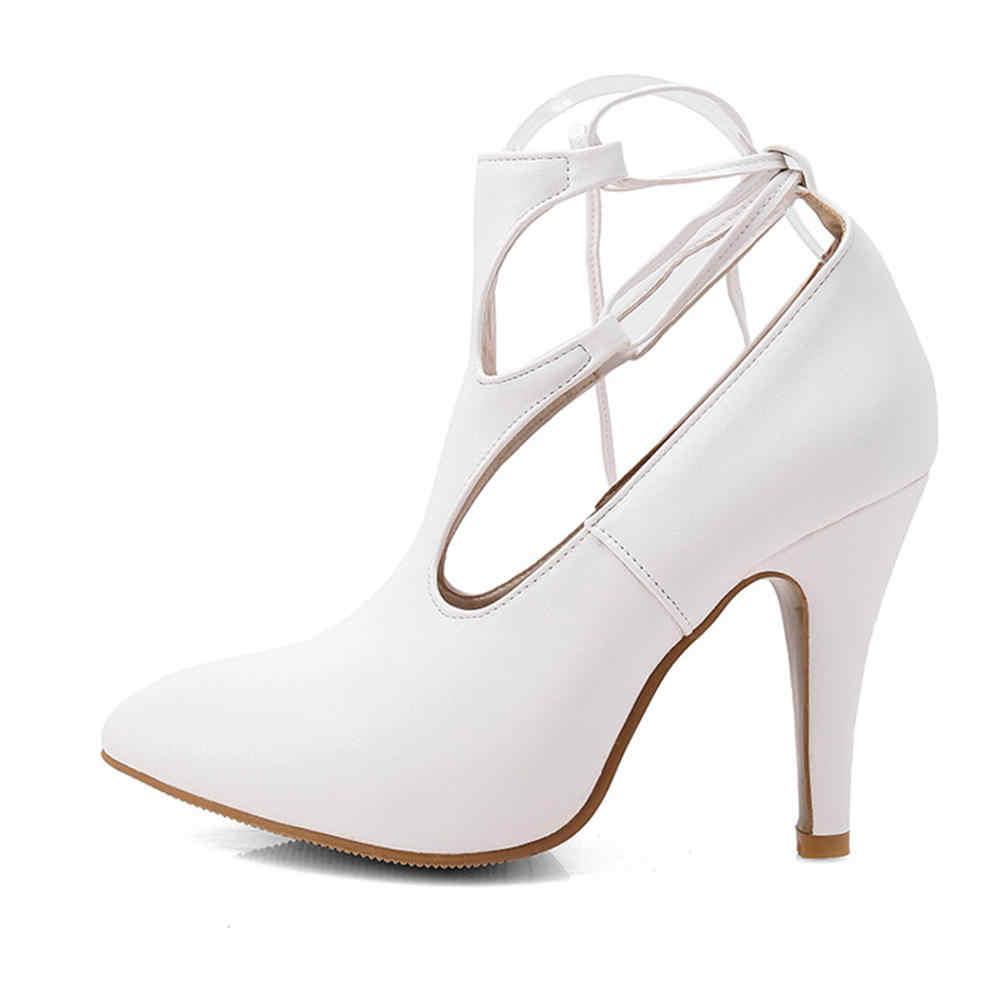 KARINLUNA 2018 dropship גודל גדול 30-43 עקב נעלי נשים האביב סקסי חתונה מסיבת נשים נעלי אישה קיץ נעליים