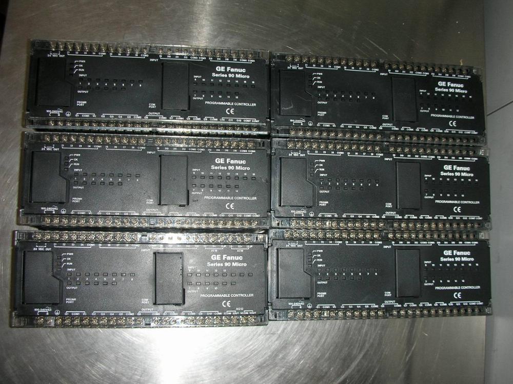 FANUC IC693UDR005RP1 GE