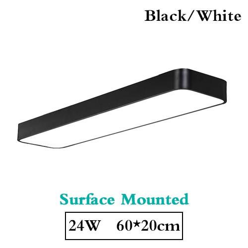 60x20cm 24W Surface