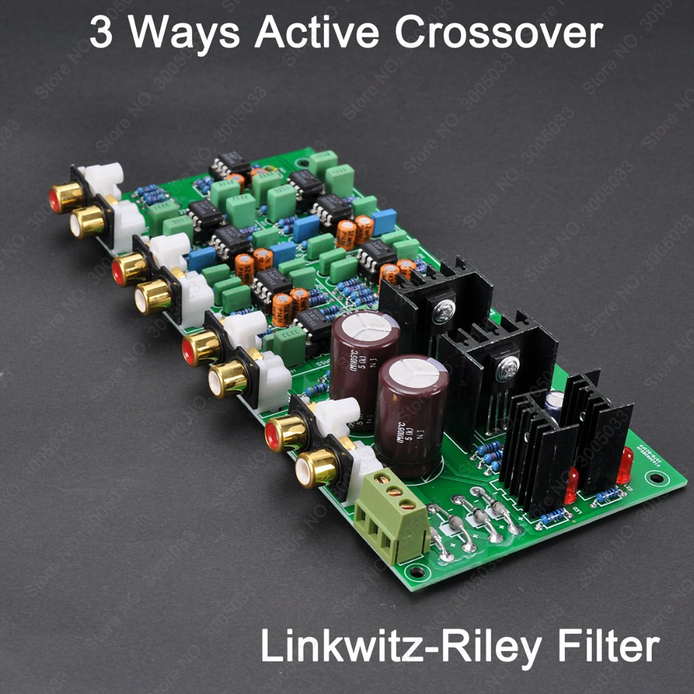 Speaker Crossovers Crossover Networks Briefly Described Using Circuit
