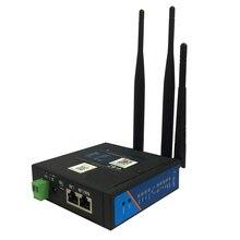 USR G806 Endüstriyel 3G 4G Yönlendiriciler Destek 802.11b/g/n ve SIM Kart Yuvası ile APN VPN