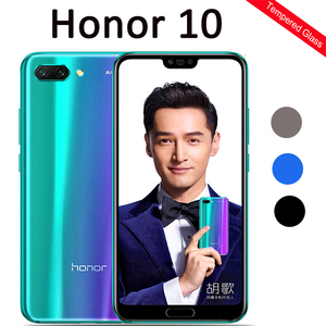 Image 1 - Tempered Glass For Huawei Honor 10 Protective Glass On honor 10 10i COL L29 honor10 honer 10 5.84'' Screen Protector Safety Film