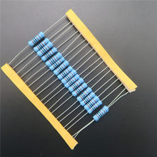 20pcs 2W Metal Film Resistor 0.33 ohm 0.33R +/- 1% RoHS Lead Free In Stock DIY KIT PARTS resistor pack resistance(China)