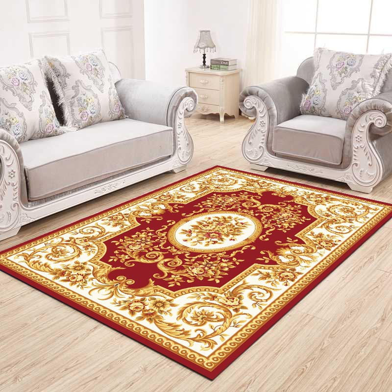 Europe Palace Carpet Large Size Parlor Living Room Table