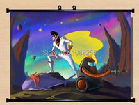 Space Dandy Dende Home Decor Anime Japan Poster Wall Scroll Hot
