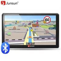 7 Inch Car GPS Navigation 256M 8GB 2014 Maps Russia Ukraine Israel Spain Argentina Brazil US