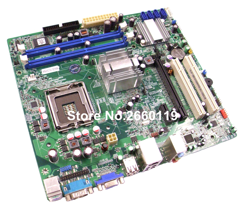 ФОТО 100% Working Desktop Motherboard For Acer G41M07 System Board fully tested and cheap shipping
