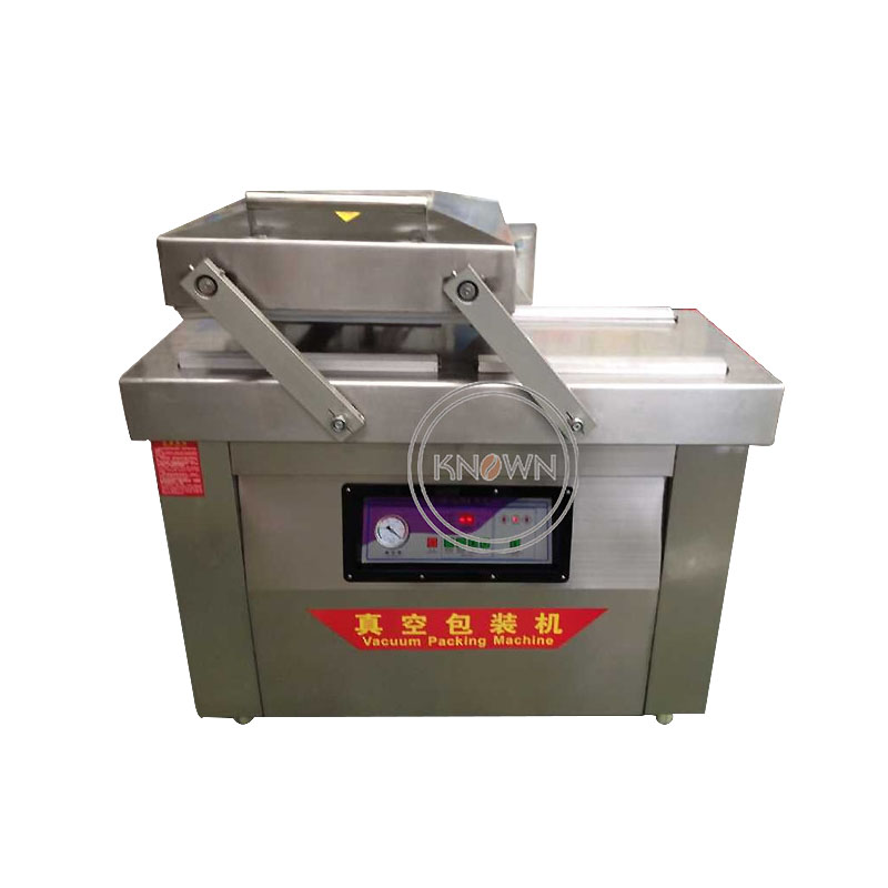 Vacuum Sealing Machine/vacuum Food Packing Machine For Sale With Double Chamber