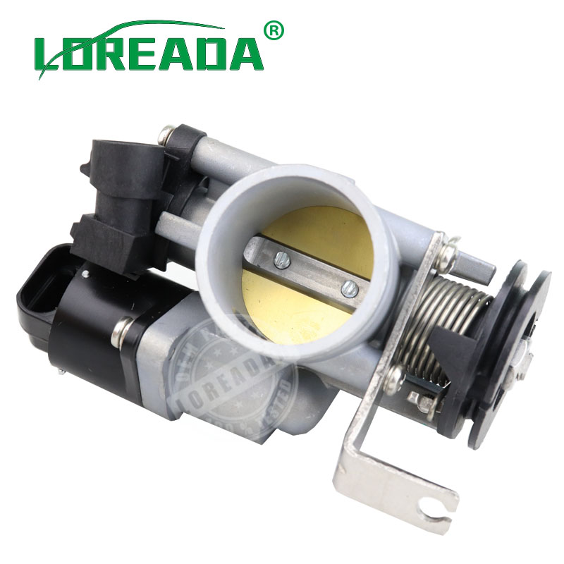 Loreada Throttle Body Assembly For Motorcycles bike motorbike cycle with engine size displacement 250cc OEM quality freeshipping