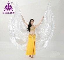 Isis belly восточный dance крылья палочки без дизайн новые