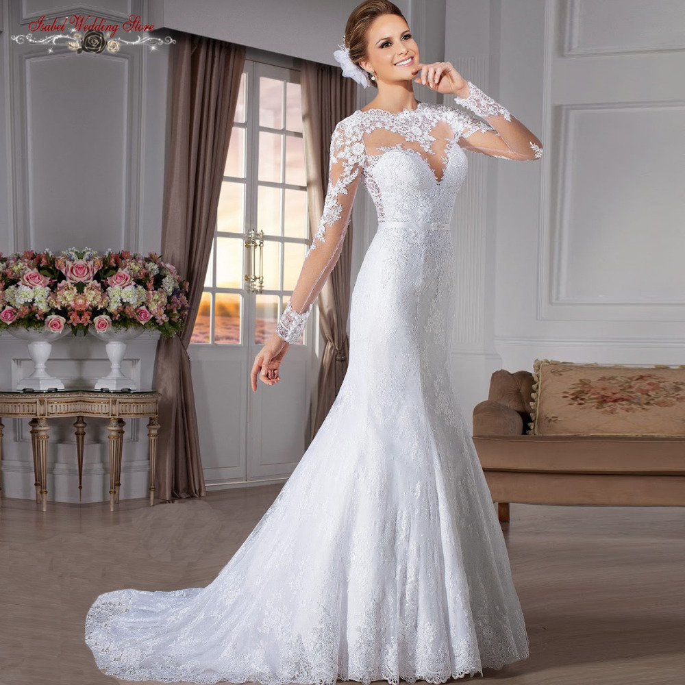 Compare Prices on Mermaid Wedding Dresses Online- Online Shopping ...