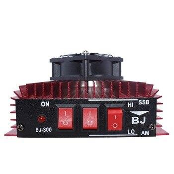 AMPLIFICADOR DE POTENCIA DE 100 W FM 150 W estoy 300 W SSB 20-30 MHZ BJ-300-tamaño Mini y amplificador CB de alta potencia