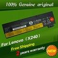 Envío gratis 45n1136 jigu 45n1131 45n1160 batería original del ordenador portátil para lenovo thinkpad x240 x240s t440 t440s k2450 68 +