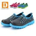 Verano Transpirable Air Mesh Niños Zapatos Nuevos 2017 Niños de La Manera Zapatillas Para Niña Outsole Suave zapatos de Deporte Los Niños Zapatos de Los Muchachos de la Zapatilla de deporte