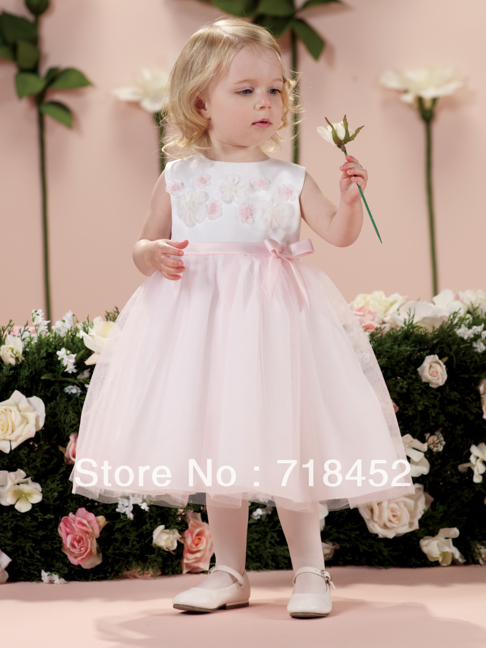 1 Year Old Flower Girl Dress