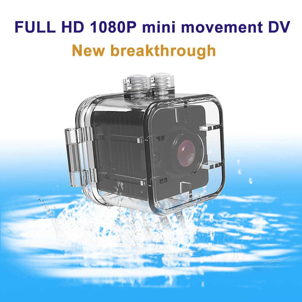 Мини-Камера спортивная экшн-камера ночного видения 16 Гб водостойкий DV видео рекордер инфракрасный SQ12 HD 1080 P Обнаружение движения DVR
