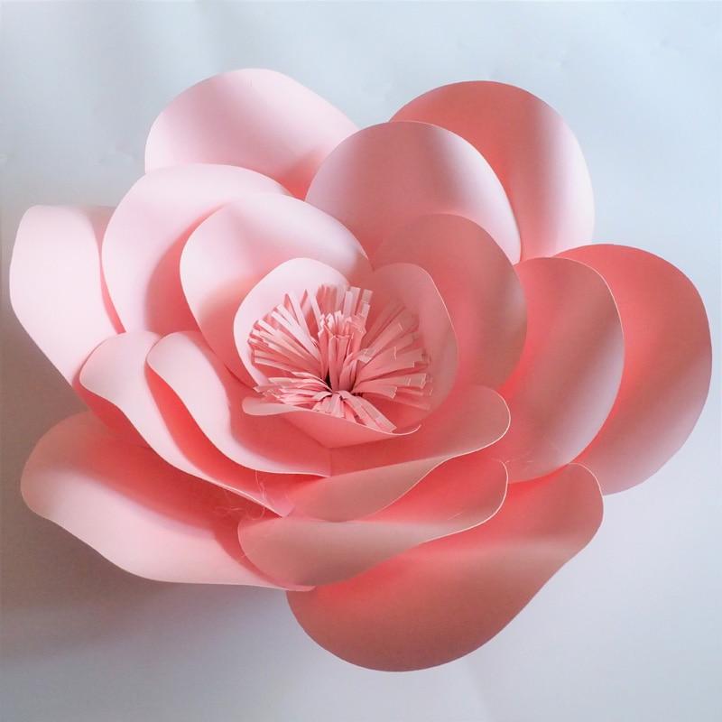 Aliexpress.com : Buy DIY Giant Paper Flowers DIY Full Kits
